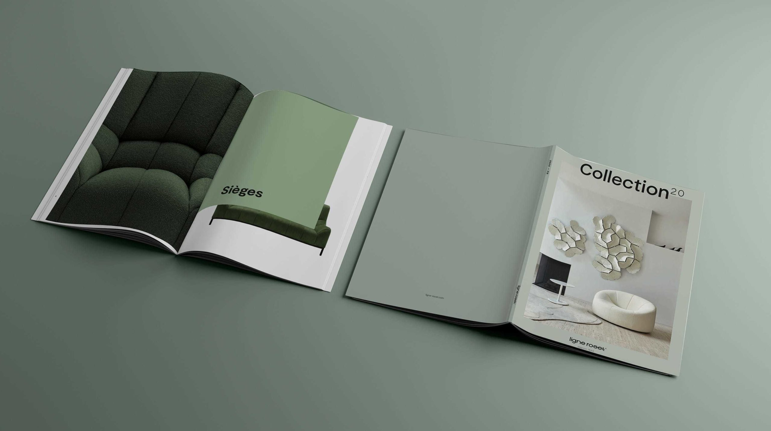 LIGNE ROSET CATALOGUE 01
