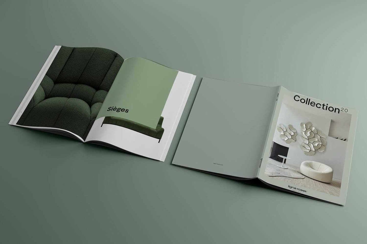 LIGNE ROSET CATALOGUE TAG